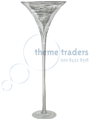 Giant Martini Glasses Props, Prop Hire