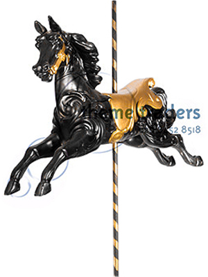 Carousel Horse Props, Prop Hire