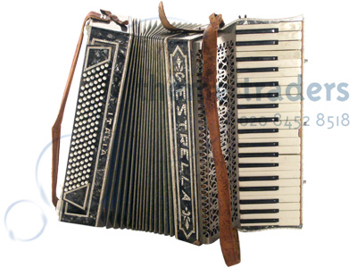 Piano Accordions Props, Prop Hire
