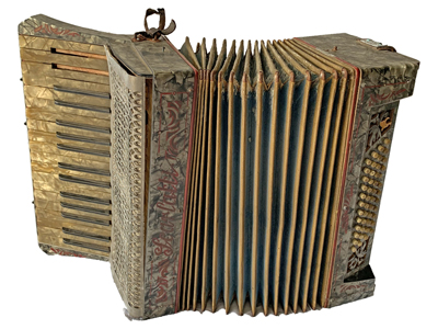 Accordion Props, Prop Hire
