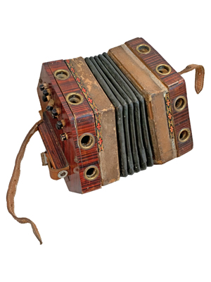 Squeeze Box Accordion Props, Prop Hire