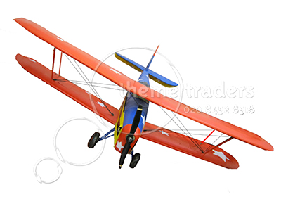 Bi Plane Large Model Props, Prop Hire