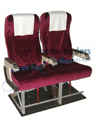 Aircraft Seats Props, Prop Hire