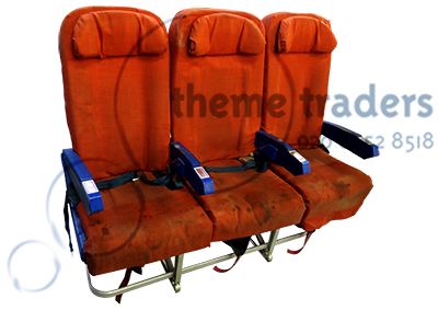 Airplane Seats Props, Prop Hire