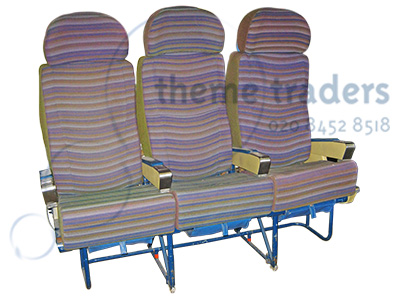 Airline Seats Props, Prop Hire