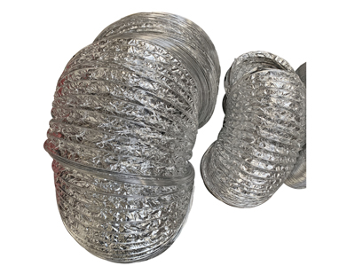 Silver Ducting Props, Prop Hire