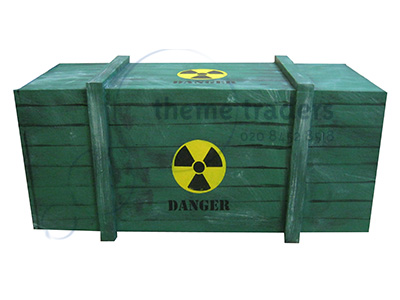 Nuclear ammo box Props, Prop Hire
