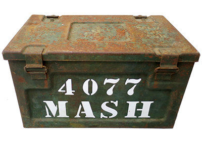 Ammo Box Props, Prop Hire