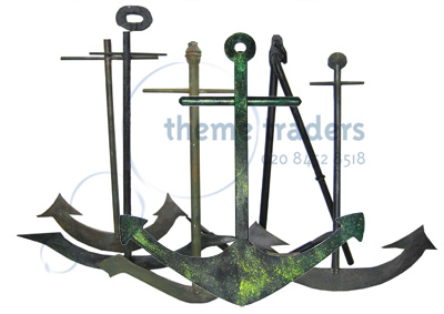 Anchors Props, Prop Hire