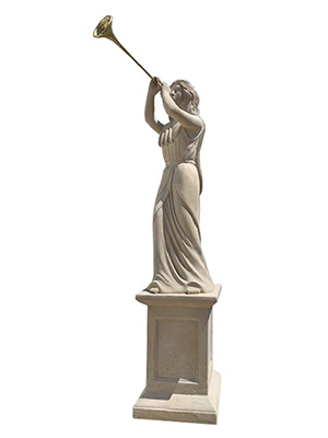 Angel on Plinth Props, Prop Hire
