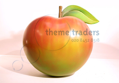 Oversized Apple Props, Prop Hire