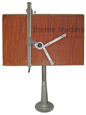 Architects Drawing Boards Props, Prop Hire