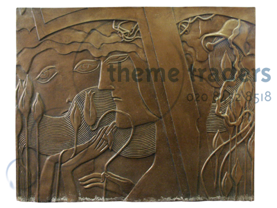 Relief Panel Art Deco Props, Prop Hire