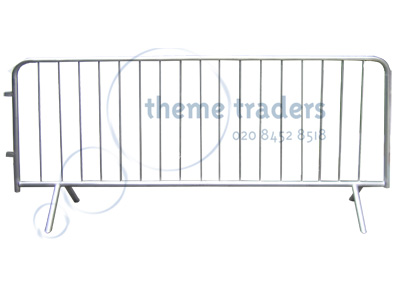 Crowd Barrier Props, Prop Hire