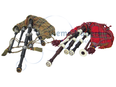 Bag Pipes Props, Prop Hire