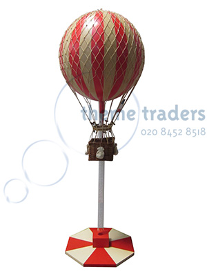 Hot Air Balloon Table Centres Props, Prop Hire