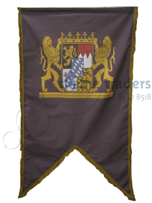 Medieval Vector Banners Props, Prop Hire