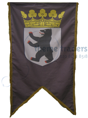 Medieval Banners Props, Prop Hire