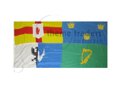 History Themed Flag Props, Prop Hire