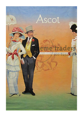 Royal Ascot Backdrops Props, Prop Hire
