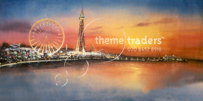 Blackpool Backdrops Props, Prop Hire