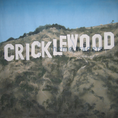 Cricklewood Backdrops Props, Prop Hire