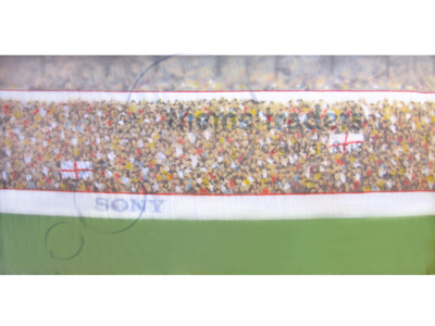 England Crowd Scene Backdrops Props, Prop Hire