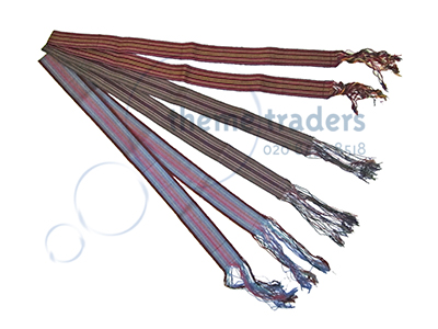 Bhutanese Gho Belts Props, Prop Hire