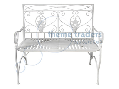 Summer Gardens Benches Props, Prop Hire