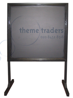 Blackboards on Stand Props, Prop Hire