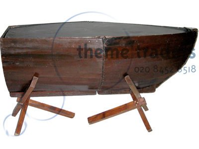 Rowing Boats ideal Food Stall Props, Prop Hire