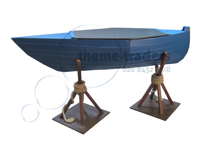 Boat on stand Props, Prop Hire