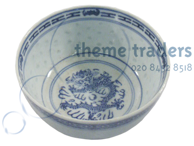 Chinese Bowls Props, Prop Hire