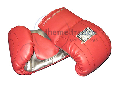 Period Boxing Gloves Props, Prop Hire