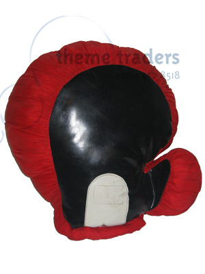 Giant Boxing Gloves Props, Prop Hire