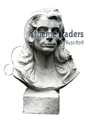Female Modern Busts Props, Prop Hire