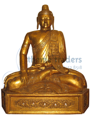 Buddha Statues Sitting Props, Prop Hire