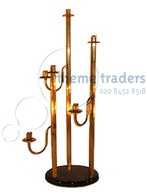 Wedding Candelabras Props, Prop Hire