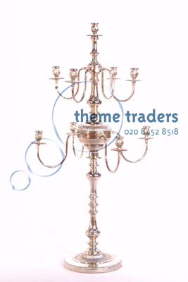 Candle Holders Candelabra Props, Prop Hire