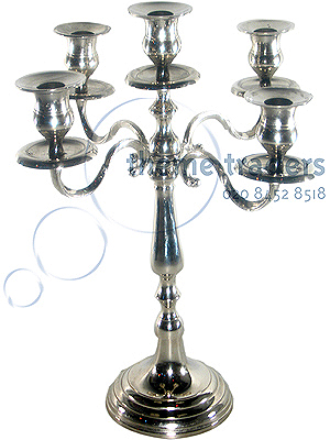 Royal Candelabra Props, Prop Hire