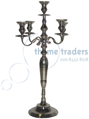 Stylish Candelabras Props, Prop Hire