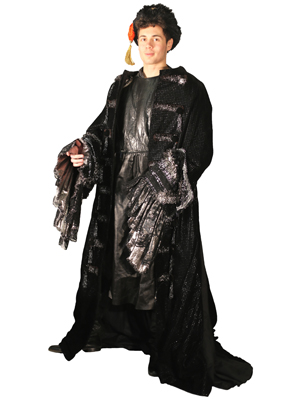 Court costume robes Props, Prop Hire