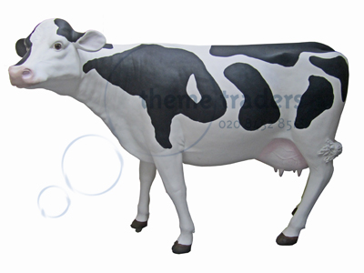 Cow Statues large Props, Prop Hire