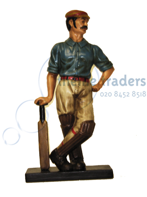 Cricketer Statues Props, Prop Hire