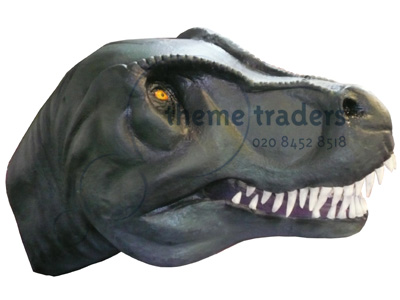 Dinosaur Heads Props, Prop Hire