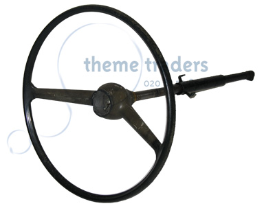 Morris Minor Steering Wheel Props, Prop Hire